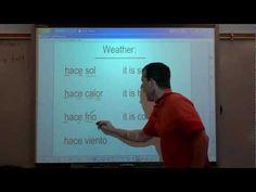 (video) Weather: hace calor, frio, sol, viento* - YouTube