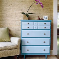 update dresser tutorial. Maybe we could we save the kids dresser? I always hoped it had potential. Love the idea of adding legs/