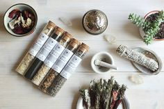 Sacred Scents Incense Resin Kit Smudging Apothecary Gift Set Willow Sisterhood