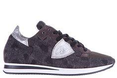 Philippe Model Damenschuhe Turnschuhe Damen Leder Schuhe Sneakers tropez galaxy glitter Schwarz - http://on-line-kaufen.de/philippe-model/philippe-model-damenschuhe-turnschuhe-damen-5