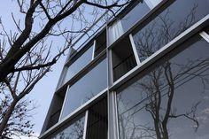 Interior Balcony, Aluminium Cladding, Concrete Structure, The Expanse, Exterior, Architecture, Gallery, Building, Image