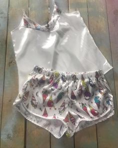 Asian Fashion, Love Fashion, Swag Outfits, Cute Outfits, Babydoll, Night Suit, Lingerie Outfits, Silk Pajamas, Two Pieces
