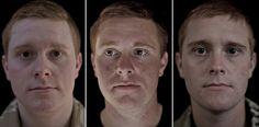 faces of war