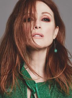 Julianne Moore - Marie Claire UK March 2016
