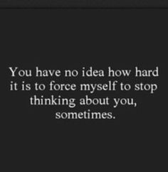 can t stop thinking of you