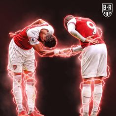 One of the best football duets at the moment👑 Arsenal Fc, Arsenal Twitter, Soccer News, Football And Basketball, Champions League Europe, North London, Wallpapers, Game, Search
