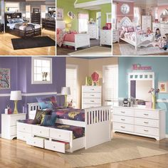 That Furniture Outlet - Minnesota's #1 Furniture Outlet. We have exceptionally low everyday prices in a very relaxed shopping atmosphere. Ashley Kids Bedroom Suites thatfurnitureoutlet.com #thatfurnitureoutlet  #thatfurniture  High Quality. Tremendous Selection. Exceptional Prices.
