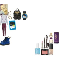 """Brittany starts collage today"" by smile-74 on Polyvore #watch #watches"