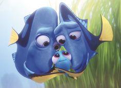 Los fans de 'Buscando a Nemo' ('Finding Nemo', 2003) han tenido que esperar 13 años para volver a ver al famoso pez payaso y a su grupo de amigos, pero después de conocer a la versión bebé de Dory, estamos seguros de que ha merecido la pena esperar tanto tiempo. Sigue leyendo para descubrir a esta adorable criatura y a los otros personajes que aparecerán en 'Buscando a Dory' ('Finding Dory,' 2016). Otras historias: Los carteles de 'Buscando a Dory' donde tienes que encontrar a la amiga de…