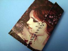 Cartera de papel con Imágenes Victoria Francés