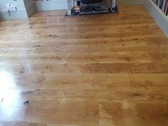 Engineered Oak Flooring Oil  (Before/ After)