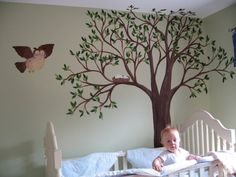 Great tree example, seems a good compromise between simple and realistic? @Elizabeth Scholder