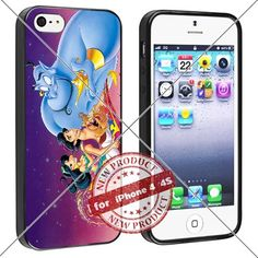 New Apple iPhone 4/4S Case Aladdin Jasmine and Genie Cell Phone Case Shock-Absorbing TPU Cases Durable Bumper Cover Frame Black Lucky_case26 http://www.amazon.com/dp/B018KOR25S/ref=cm_sw_r_pi_dp_y--wwb0QHEP0B