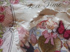 Viera, Techno, Decoupage, Burlap, Reusable Tote Bags, Blog, Diy, Vintage, Home Decor