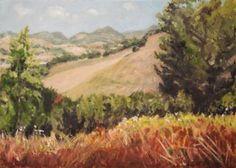Original Landscape Painting by Ellen Fasthuber-huemer Oil On Canvas, Canvas Art, Original Paintings, Original Art, Realism Art, Photorealism, Landscape Paintings, Landscapes, Buy Art