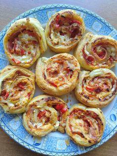 Cookbook Recipes, Pizza Recipes, Cooking Recipes, Greek Recipes, Appetizers, Bread, Snacks, Breakfast, Health
