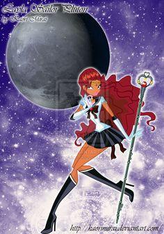 Layla/Sailor Pluto