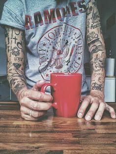 arm tattoos for men (1)