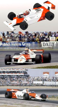 Formula 1 Cars 180270: S4300 Spark 1 43:Marlboro Mclaren Mp4 1 N.7 Winner British Gp 1981 John Watson -> BUY IT NOW ONLY: $75 on eBay!