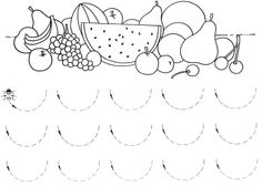 motricidad fina- de aqui y de alla - Marcia Evelin Solange Darmazo Araujo - Picasa-verkkoalbumit Handwriting Worksheets For Kids, Tracing Worksheets, Preschool Worksheets, Pre K Activities, Autumn Activities, Writing Activities, Phonics Song, Alphabet Phonics, Pre Writing