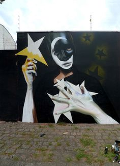 Mural by Andreas von Chrzanowski