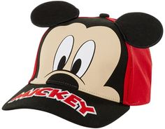 Shop Disney Mickey Mouse Baseball Cap with 3D Mickey Ears (Toddler/Little Boys). Explore our Boys Fashion section featuring new #shopping ideas of the best collection of #BoysFashion #BoysAccessories and #fashion products online at #Jodyshop Marketplace. Disney Boys, Disney Junior, Mickey Ears, Disney Mickey Mouse, Mickey Mouse Characters, Disney Brands, Boys Accessories, Lightning Mcqueen, Online Fashion Stores