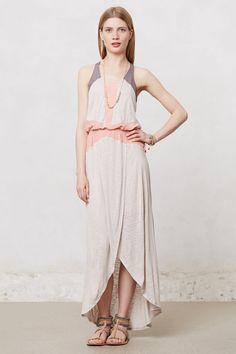 Yes please. Sunbathed Maxi Dress - Anthropologie.com