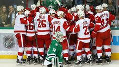#Postgame Recap: Red Wings vs Stars
