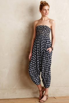 Serra Jumpsuit - anthropologie.com