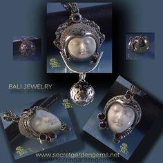 Bali Jewelry from www.secretgardengems.net