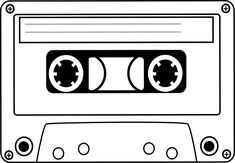 Free vector graphic: Cassette, Tape, Audio, Music, Sound - Free ...