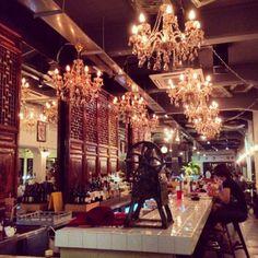 The Coastal Settlement Restaurant Singapore