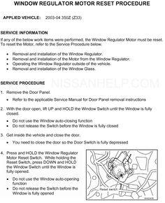 How-To Repair Stuck / Broken Window Motor ...-04089-1.jpg
