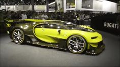 This is the new buggati build