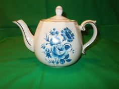 One 1 4 Cup Ironstone Tea Pot from by EdChandlerEnterprise on Etsy, $19.99