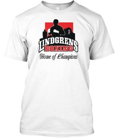LINDGRENS BOXING SUPPORTER SHIRTS