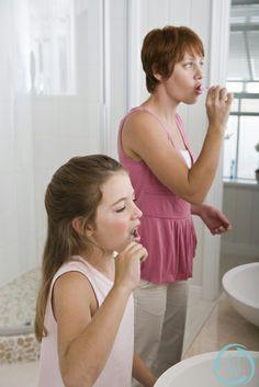 Enseña a tus hijos a cepillarse bien los dientes ...