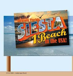 Siesta Key Beach/Sarasota