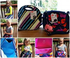 Build NY freezable lunch bag giveaway ends 9/2/2016
