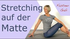 Gymnastic stretching on the floor, without equipment - Workout at Home Pilates Workout Routine, Pilates Abs, Pilates Training, Insanity Workout, Best Cardio Workout, Plank Workout, Pilates Reformer, Butt Workout, Workout Fitness