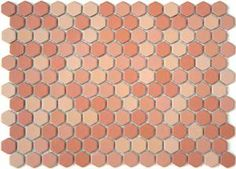 """6 If you feel you are unable to create your own hexagons, try searching in Bing or Google Images under the words, """"Hexagon Ceramic Tiles."""" You also might be able to find what you are looking for from a Mosaic Tile supplier."""