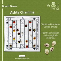 Spend your summer afternoons playing a round of Ashta Chamma! Games For Kids, Activities For Kids, Indians Game, Game 7, Free Time, Chess, Cruelty Free, Are You The One, Board Games