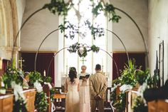 Laura and Lee's Outside In Woodland Wedding By Lucabella Photography