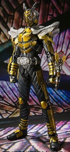 Kamen Rider Kabuto SIC Kamen Rider Weatherby Bandai http://www.amazon.ca/dp/B00IAV7OSC/ref=cm_sw_r_pi_dp_hZi-vb1D588EW