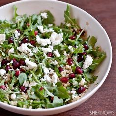 12 Must-try quinoa recipes Jan 07, 2014 2:11 PM by Kendra Y. Mims Posted in Food & Recipes / Healthy Recipes & Nutrition / Nutrition & Die...