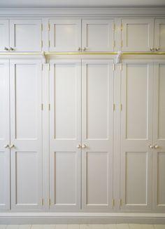 Charlie Kingham Hand Painted cupboard