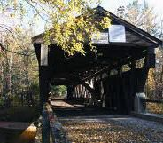 North Conway NH New Hampshire - Covered Bridges