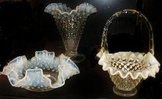 Opalescent Dish Wine Decanter, Porcelain, Dish, Crystals, Chic, Jewelry, Elegant, Jewlery, Jewels