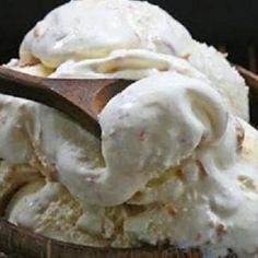 Fresh Coconut Ice Cream Recipe