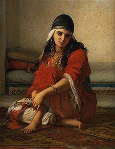Charles Sprague Pearce - Arab Jeweller | Oriental Art | Pinterest Pinterest307 × 399Buscar por imagen